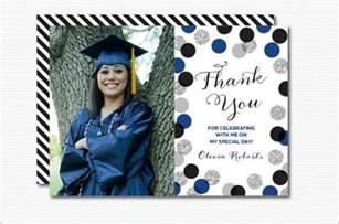 7 graduation thank you cards design templates free premium templates