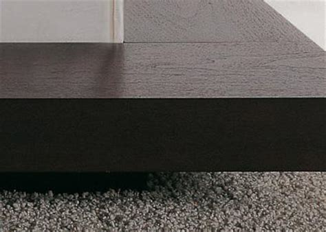 lattenrost futonbett design massivholz bett quot japan style quot holz bett walnuss mit