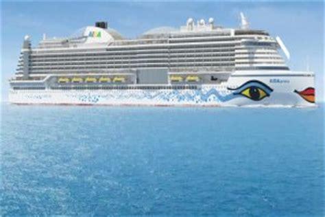 Aidaprima Infos by Aidaprima Ship Stats Information Aida Cruises Cruise