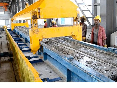 Concrete Sleeper Plant In India by Railway Concrete Sleeper Indiaprecast
