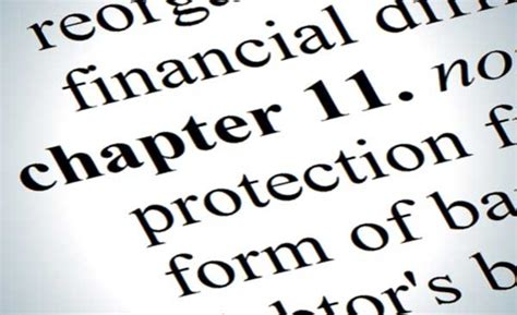 Chapters Gift Card Online - a guide to declaring chapter 11 bankruptcy