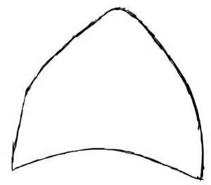 Cat Ear Template by Cat Ears Tutorial With A Brain