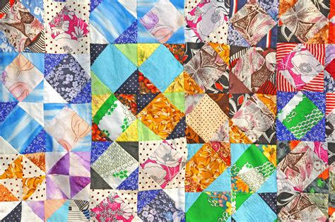 Patchwork Puzzle - traditional patchwork jigsaw puzzle in handmade puzzles on