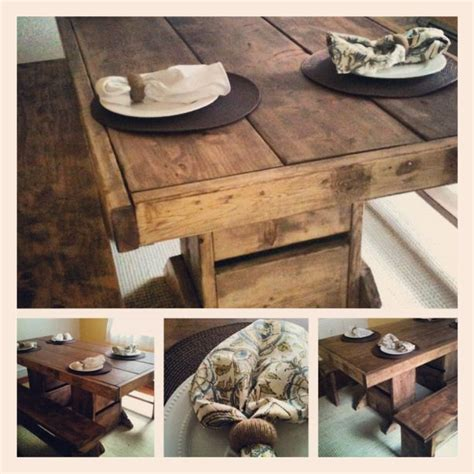 14 best modern rust rustic kitchen tables images on