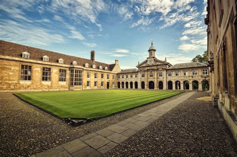 Cambridge Mba Reputation Among Recruiters by Ranking Of World Universities The Top 100