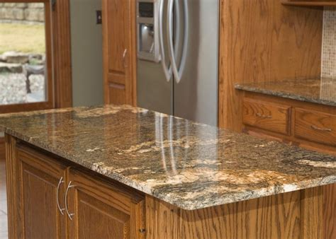 Granite Countertops Topeka Ks by 60 Best Images About Kitchen On Oak Cabinets