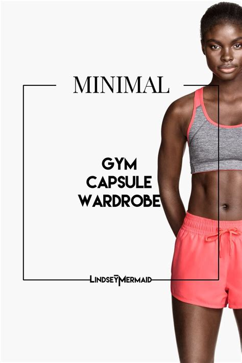 Exercise Wardrobe by 1000 Ideas About Capsule Wardrobe Summer On