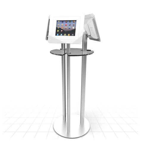 poseur table 2 tablet display stand tablet display stands