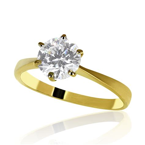 2 1 2 carat h si1 solitaire engagement ring
