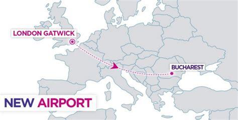 gatwick air wizz air rozpoczyna wsp 243 蛯prac苹 z lotniskiem londyn gatwick