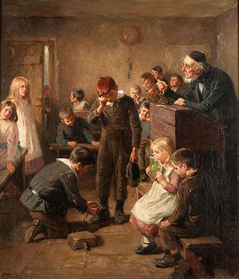 ralph hedley   english    child