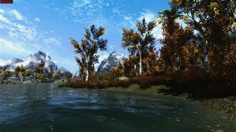 skyrim ultra graphics mod skyrim hd beautiful nature 3 0 ultra realistic