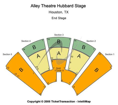 alley theatre seating chart houston tx alley theatre tickets in houston alley theatre