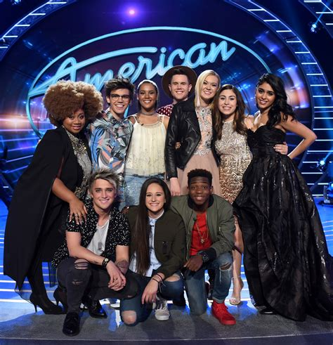 American Idol Show by American Idol Top 8 Recap Which Two Singers Were Cut