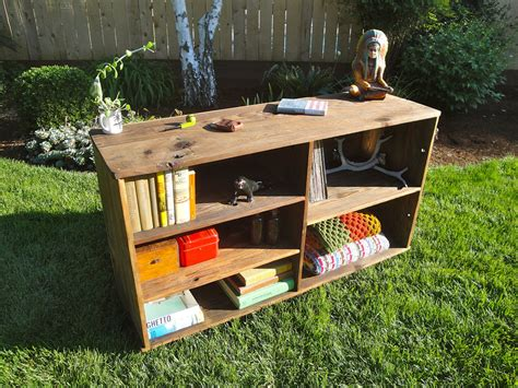 fantastic reclaimed wood bookcase home design by