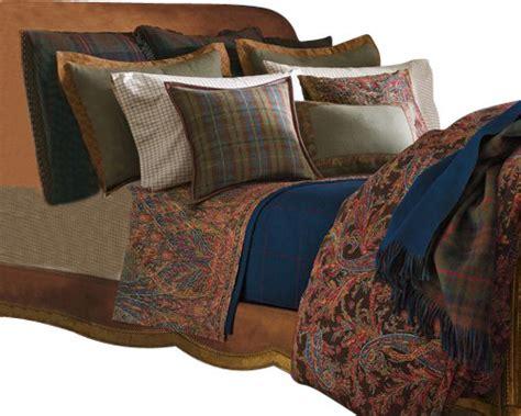ralph lauren bedford bedding ralph bedford hunt paisley comforter set 14p contemporary comforters and