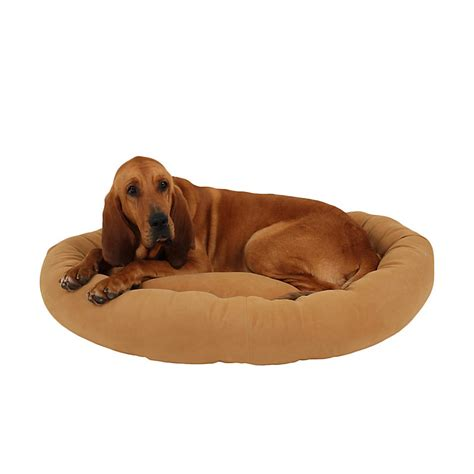 bagel dog bed brown dog bed improvements catalog