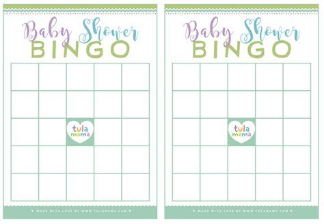 How Do You Play Baby Shower Bingo by Baby Shower Bingo A Classic Baby Shower That S
