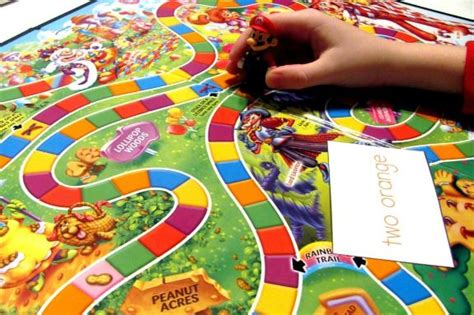 colour themes lollipop learning color words with candyland