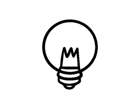 electricity coloring page coloringcrew
