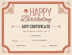 Birthday Gift Certificate Template For Word by 25 Best Ideas About Gift Certificate Template Word On