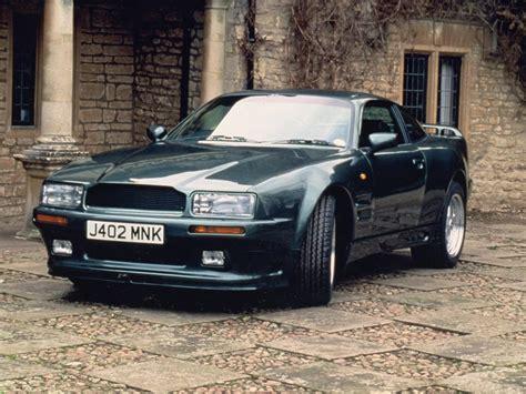 Aston Martin 1990 by 1990 Aston Martin Virage Vantage Pictures Information