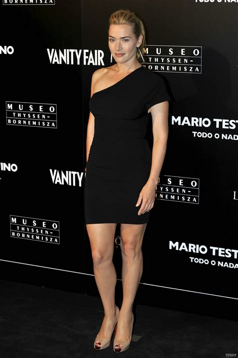 Kate Winslet Gets For Vanity Fair by Mario Testino And Vanity Fair Presents Quot Todo O Nada