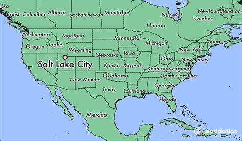 map world slc ut where is salt lake city ut salt lake city utah map