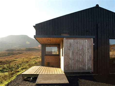 black shed small budget tiny house design skinidin by