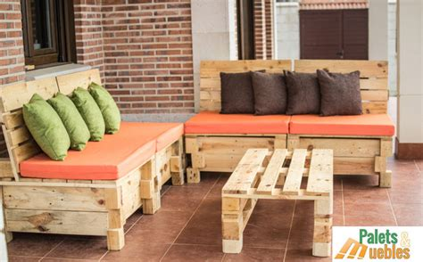 sillon palets madera sill 243 n sof 225 modular con palets palets y muebles