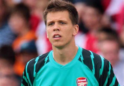 Arsenal Goalkeeper | arsenal goalkeeper wojciech szczesny unfazed by 76 goal