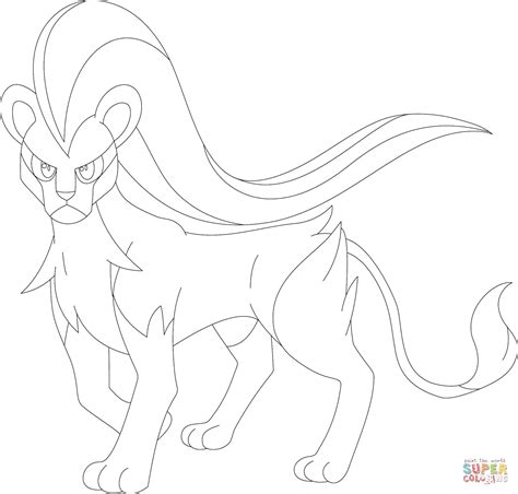 free coloring pages of yveltal coloriage pok 233 mon n 233 m 233 lios femelle coloriages 224
