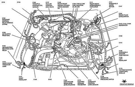 94 ford mustang fuel relay location get free image