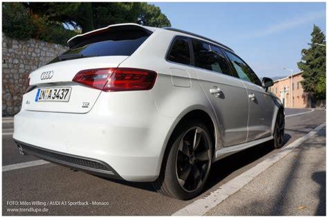 Der Neue Audi A3 Sportback by Der Neue Audi A3 Sportback Trendlupe Ein Trendiger