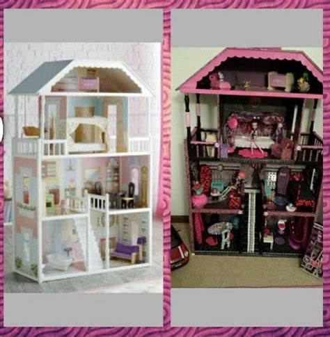 make your own monster high doll house 1000 images about monster high house diy on pinterest