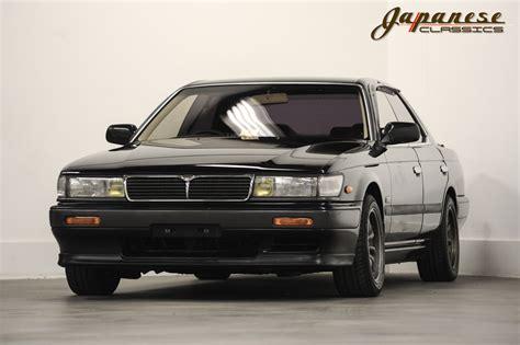 Japanese Classics 1989 Nissan Laurel Rb20det