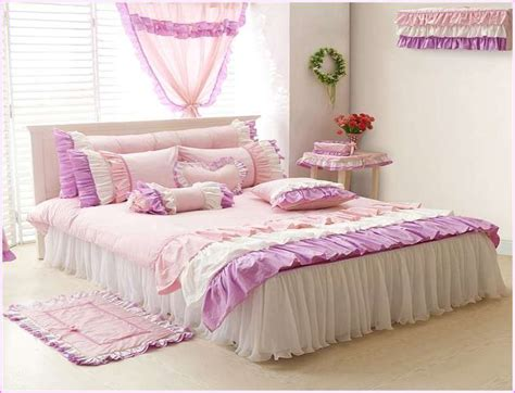 girls bedding sets full little girls full size bedding sets home design ideas