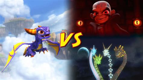 Kaos Adventure Original skylanders spyro s adventure spyro vs kaos
