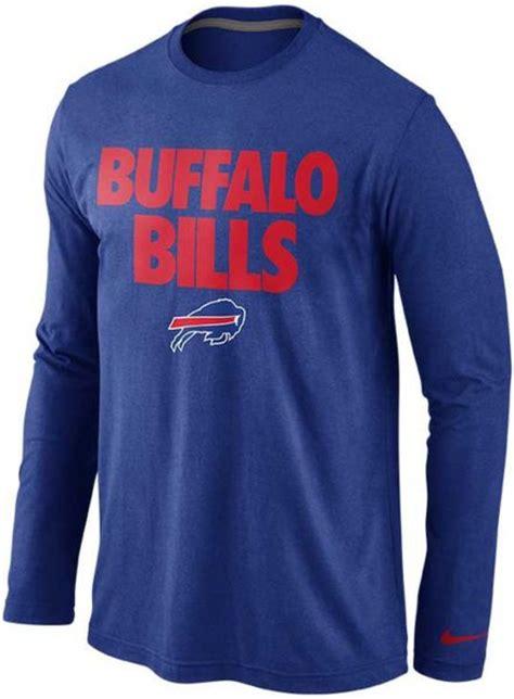 nike s sleeve buffalo bills foundation t shirt in