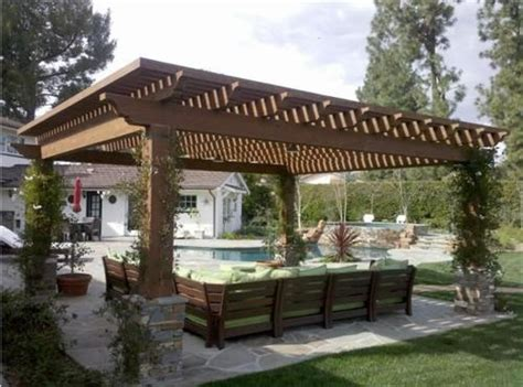 Patio Cover Pictures and Ideas