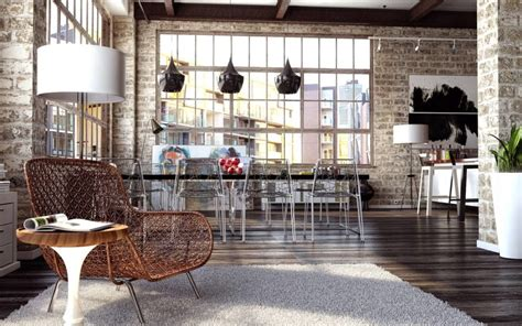 loft style how to create a modern interior in loft style