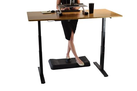standing desk mat amazon amazon com uncaged ergonomics asm b active standing