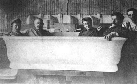 grover cleveland bathtub cincinnati s bathtub hoax and a missing giant tub