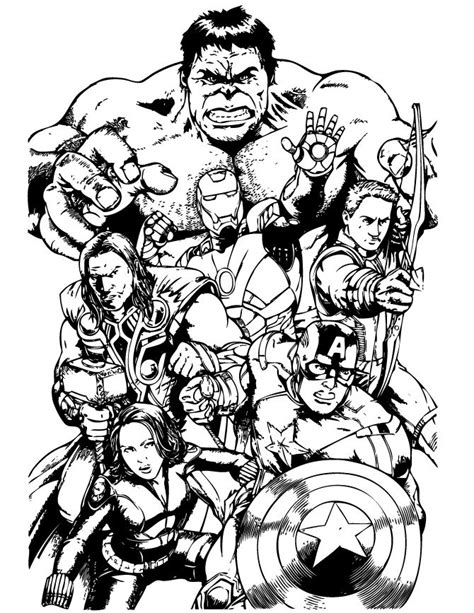 962 best coloring pages images on pinterest best avengers team coloring pages colouring pages