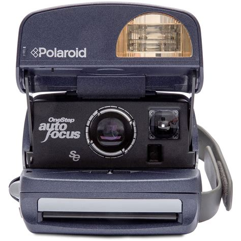 Kamera Instan Polaroid Second polaroid originals 600 express instant blue
