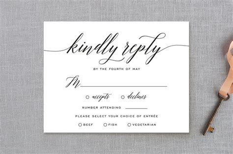 rsvp wedding cards in wedding rsvp etiquette 9 tips all brides should