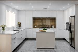 Island Kitchen Designs Layouts - seamless modern kitchen style completehome