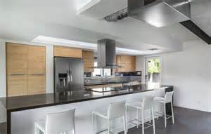 Kitchen Makeovers For Small Kitchens - before amp after mid century modern renovation ugly house photos