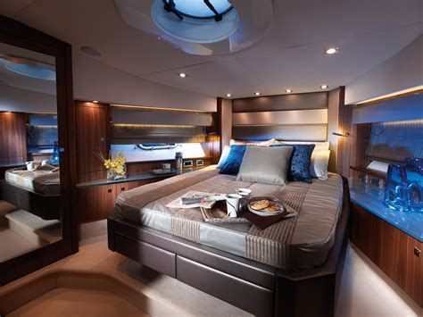 yacht bedroom powered solutions from oceanair image credit to
