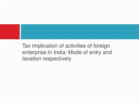 section 91 of income tax act international taxation